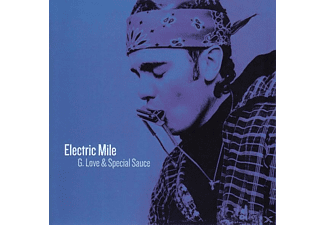 G. LOVE SPECIAL SAUCE - Electric Mile - (CD)