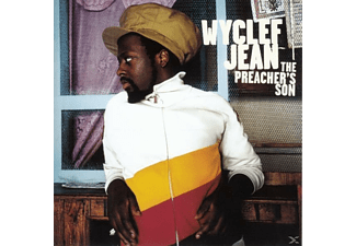 Wyclef Jean - The Preacher's Son - (CD)