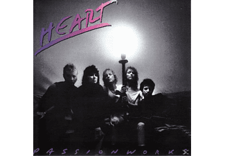 Heart - Passionworks [CD]