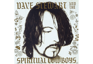 DAVE & SP.COWBOY Stewart - Dave Stewart And The Spiritual Cowboys - (CD)