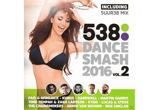 VARIOUS - 538 DANCE SMASH 2016 - VOL.2