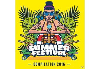 VARIOUS - Summerfestival 2016 | CD