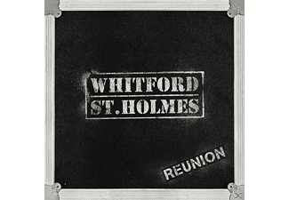 Whitford St. Holmes - Reunion - (CD)