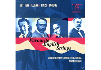 Ostrobothnian Chamber Orchestra - Favourite English Strings - (SACD Hybrid)