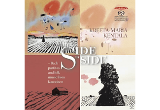 Kreeta-Maria  Kentala - Side by Side - (SACD Hybrid)