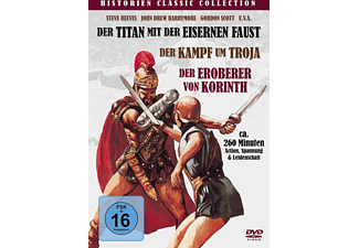 Historien Classic Collection (3er Schuber) - (DVD)