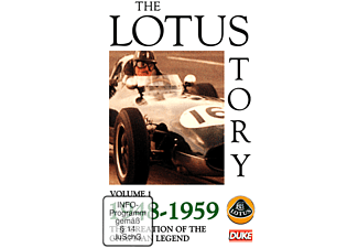 Lotus Story Vol 1 [DVD]