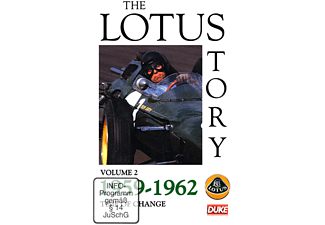 Lotus Story Vol 2 - (DVD)