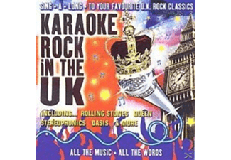 VARIOUS - Karaoke Rock In The Uk - (CD)