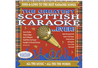VARIOUS - The Greatest Scottish Karaoke Ever! - (CD)