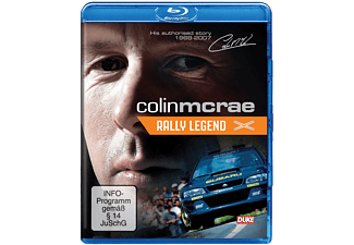 Rally Lagend - Colin McRae - (Blu-ray)