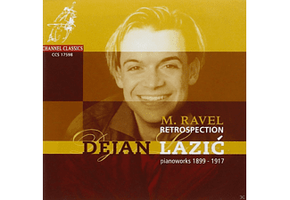 VARIOUS, Dejan Lazic - Retrospection - (CD)