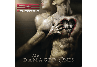 9electric - The Damaged Ones [CD]