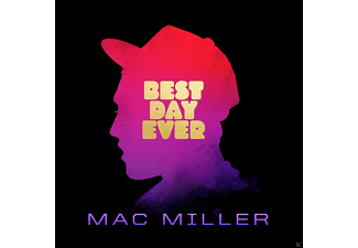 Mac Miller - Best Day Ever (5th Anniversary Remastered Edition) - (CD)