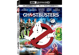 Ghost Busters Komedi 4K Ultra HD Blu-ray