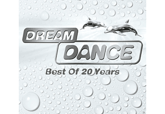 VARIOUS - Dream Dance-Best of 20 Years - (CD)