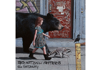 Red Hot Chili Peppers The Getaway CD