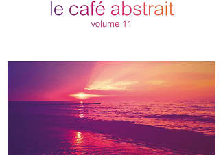 VARIOUS - Le Cafe Abstrait 11 - (CD)