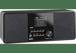 Telestar DABMAN i200 Hybrid Radio Black (22-231-00)
