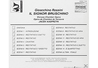 Warsaw Chamber Opera, VARIOUS - Rossini Il Signor Bruschino [CD]