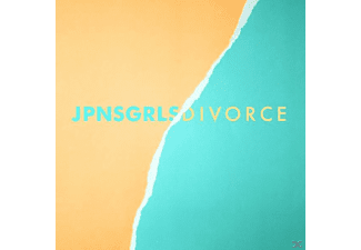Jpnsgrls - Divorce (Digipak) [CD]