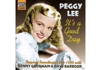 Peggy/goodman/barbour Lee - It's A Good Day - (CD)