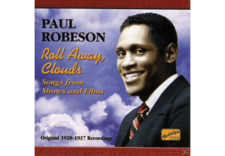Robeson Paul - Roll Away, Clouds [CD]