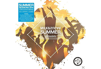 VARIOUS - Summer Sessions 2016 - (CD)
