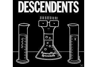 Descendents - Hypercaffium Spazzinate [CD]