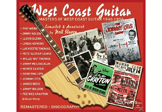 VARIOUS - West Coast Guitar [CD]