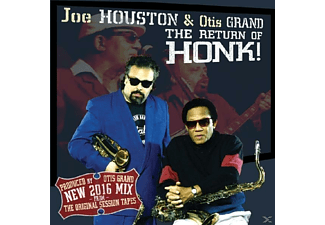 Houston, Joe / Grand, Otis - The Return Of Honk [CD]