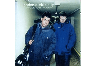 London Elektricity - Pull The Plug - (CD)
