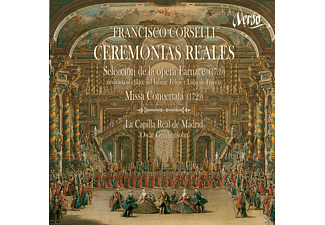 GERSHENSOHN/CAPILLA REAL - Ceremonias Reales - (CD)