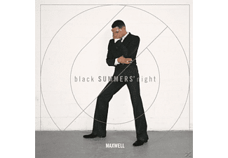 Maxwell - blackSUMMERS'night - (CD)