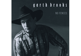 Garth Brooks - No Fences - Bonus Track (CD)