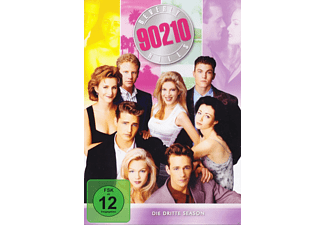 BEVERLY HILLS 90210 3.SEASON (MB) [DVD]