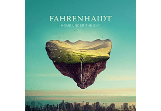 Fahrenhaidt - Home Under The Sky - (CD)