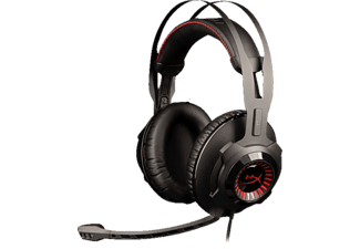 HYPERX HyperX Cloud Revolver - Gaming Headset Black - (HX-HSCR-BK/EM)
