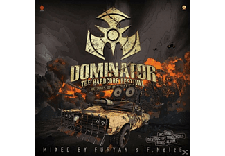 VARIOUS - Dominator 2016 - Methods of Mutilation | CD