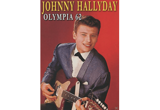 Johnny Hallyday - Olympia 62 [DVD]