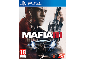 ARAL Mafia III PlayStation 4