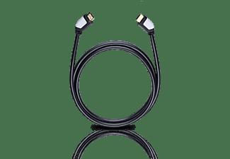Oehlbach HDMI Aansluitkabel [1x HDMI-stekker <=> 1x HDMI-stekker] 3.20 m Zwart