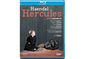 VARIOUS, William Shimell, Joyce Didonato - Hercules - (Blu-ray)