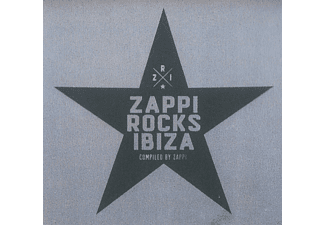 VARIOUS - Zappi Rocks Ibiza - (CD)