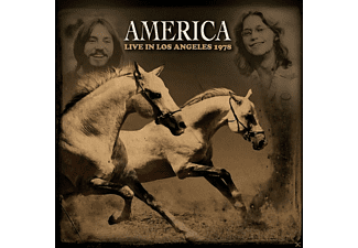 America - Live In Los Angeles 1978 - (CD)
