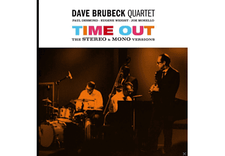The Dave Brubeck Quartet - Time Out (The Stereo & Mono Versions)-2 CD Limit - (CD)