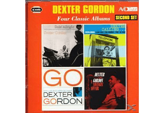 Dexter Gordon - Four Classic Albums - (CD)