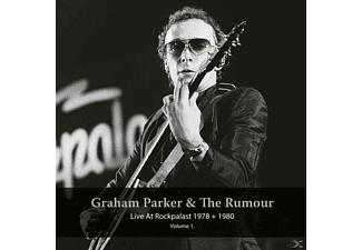 Parker, Graham / Rumour, The - Live At Rockpalast 1978+1980 Vol. - (Vinyl)