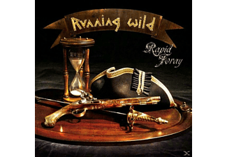 Running Wild - Rapid Foray [CD]