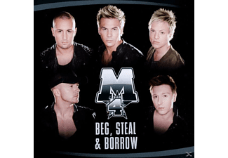 M4 - Beg Steal + Borrow [CD]